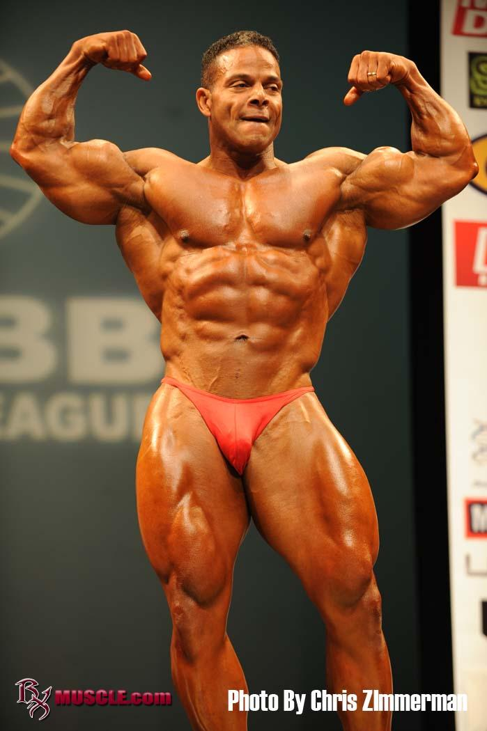 Sean Paul Jenkins - IFBB New York Pro 2010 - #1