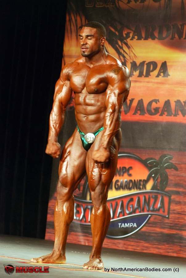 Quincy  Winklaar - IFBB Wings of Strength Tampa  Pro 2015 - #1