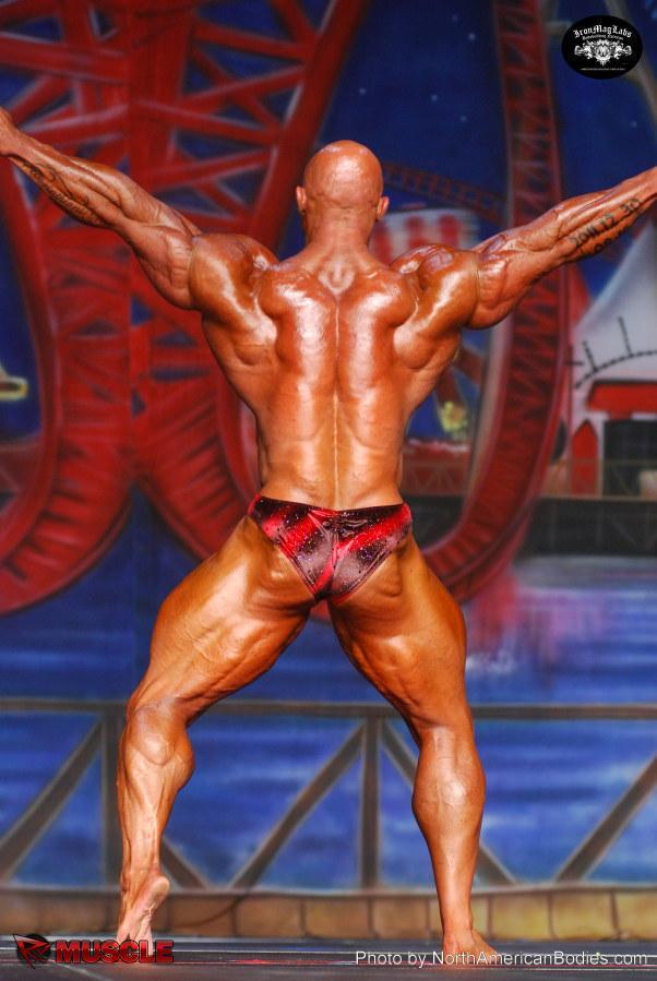 Marius  Dohne - IFBB Europa Show of Champions Orlando 2014 - #1