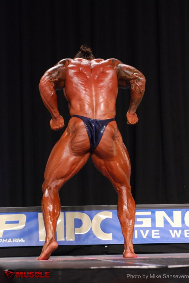 Marcus  Wade - NPC Nationals 2016 - #1