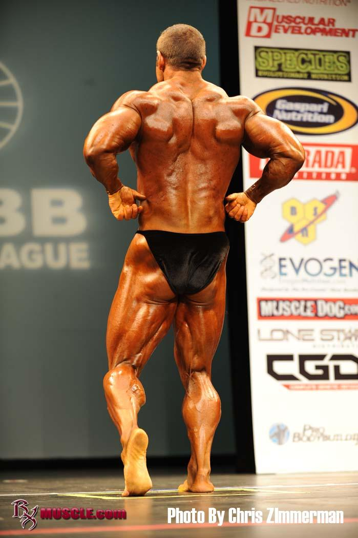 Vincent  Wawryk - IFBB New York Pro 2010 - #1