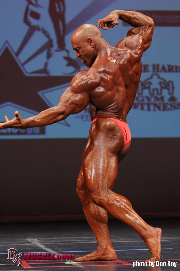 Rusty   Jeffers - IFBB Desert Muscle Classic 2012 - #1