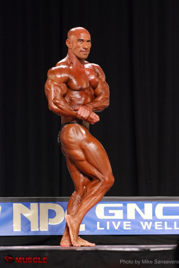 Julius   Rumingan - NPC Nationals 2016 - #1