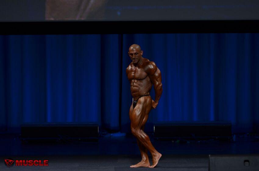Ivan  Sadek - IFBB Australia Grand Prix 2013 - #1