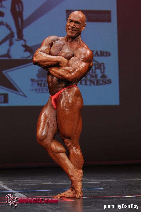 Rusty   Jeffers - IFBB Desert Muscle Classic 2012 - #1
