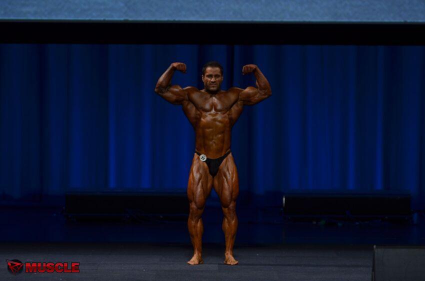 Luke  Schembri - IFBB Australia Grand Prix 2013 - #1