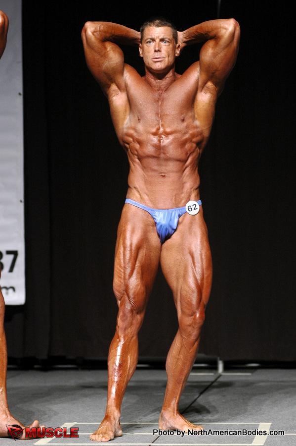 Derek  Huebner - NPC FL Gold Cup 2013 - #1