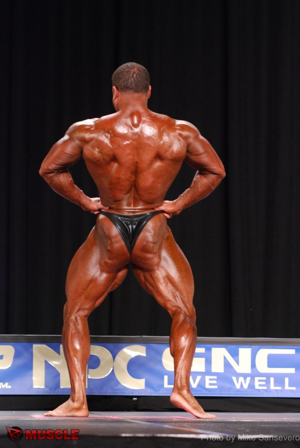 Charles  Michael - NPC Nationals 2016 - #1