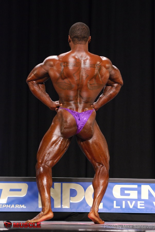 Leland  DeVaughn - NPC Nationals 2016 - #1