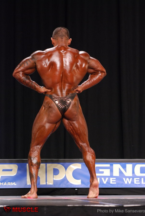 Omar  Garcia - NPC Nationals 2016 - #1