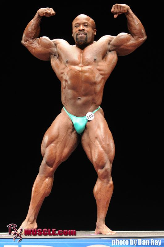 Harry  Jones - NPC Nationals 2011 - #1
