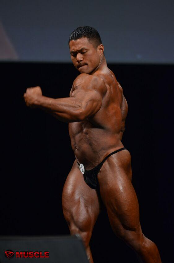 An  Nguyen - IFBB Australia Grand Prix 2013 - #1