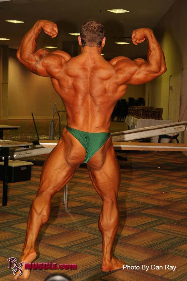 Todd   Jewell - IFBB North American Championships 2009 - #1