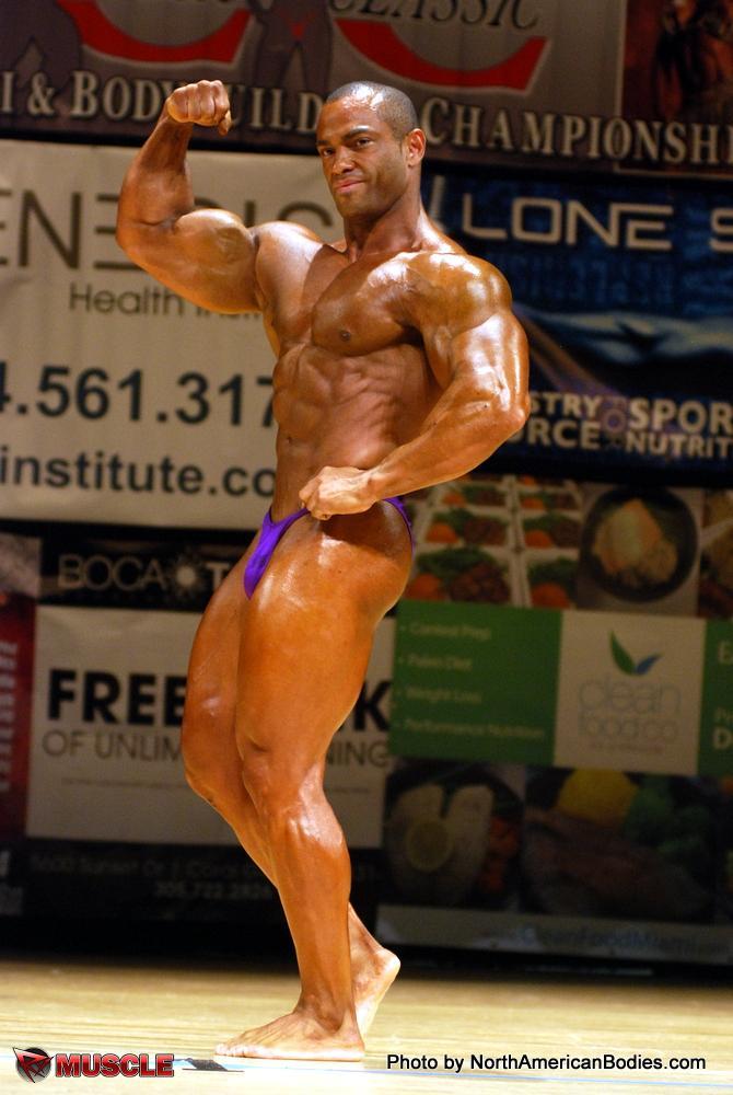 Alex   Cambronero - NPC Dayana Cadeau Classic  2012 - #1