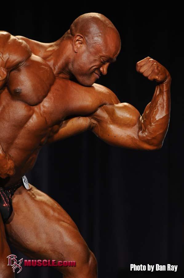 Monty   Mabry  - IFBB North American Championships 2010 - #1