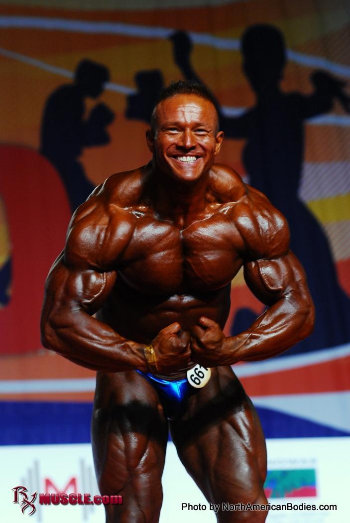 Dave  Titterton - IFBB Arnold Amateur 2012 - #1