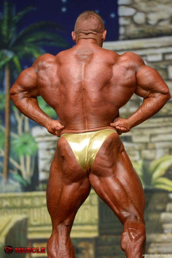 Daniel  Toth - IFBB Europa Super Show 2014 - #1