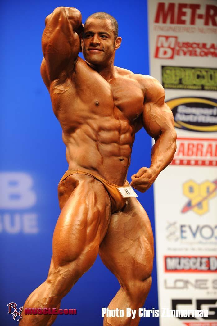 Manuel  Romero - IFBB New York Pro 2010 - #1