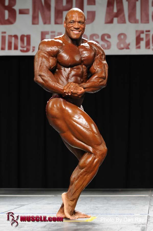 Craig   Richardson - IFBB Atlantic City Pro 2009 - #1