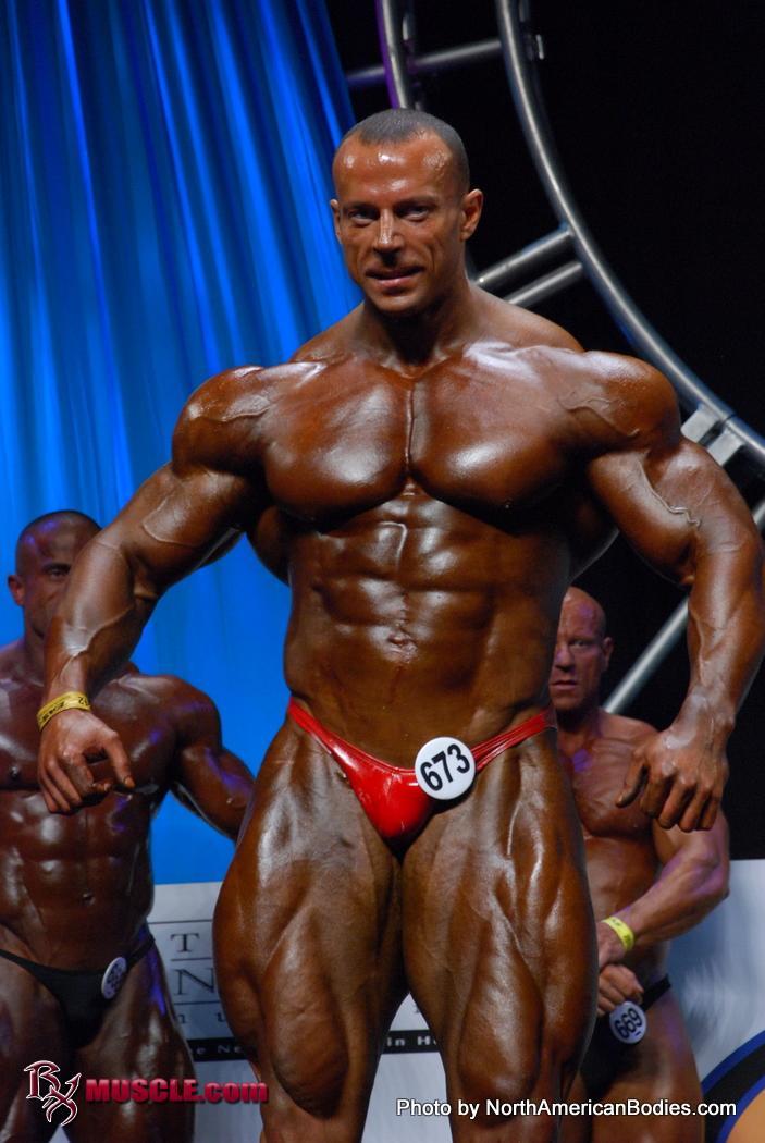 Aliaksei  Shabunia - IFBB Arnold Amateur 2012 - #1