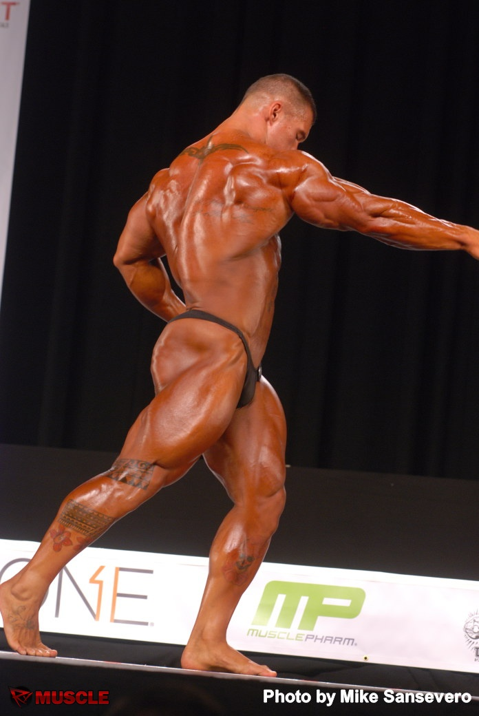 Nam  Shartzer - NPC Nationals 2017 - #1