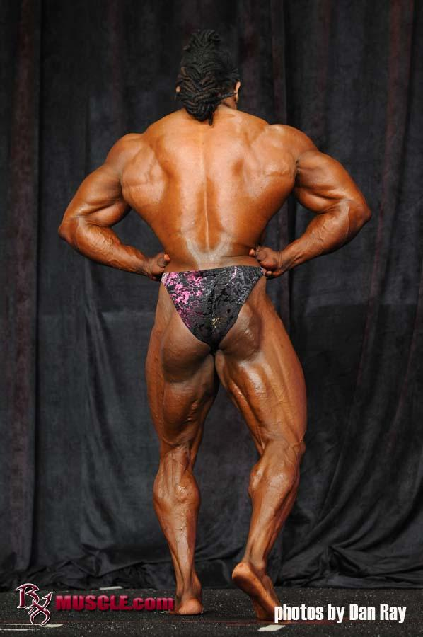 Jerome   Ferguson - NPC Masters Nationals 2010 - #1