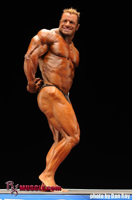 Dusty  Hanshaw - NPC Nationals 2011 - #1