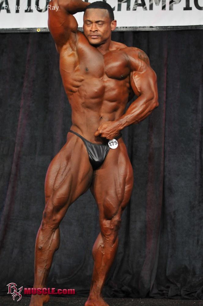 Timmy  Gaillard - NPC Masters Nationals 2011 - #1
