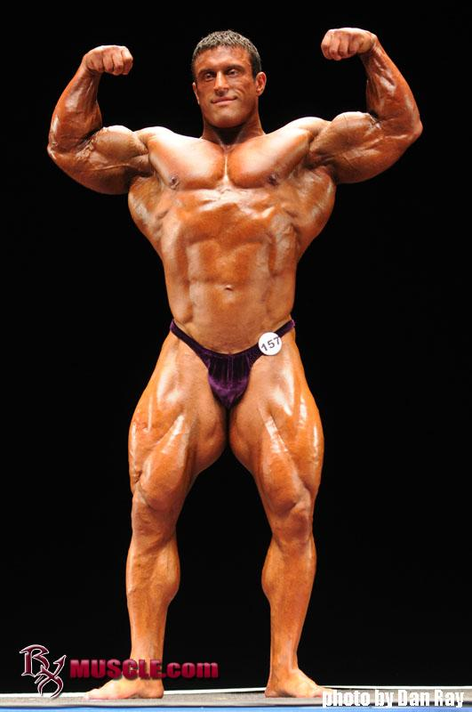 Blair  Mone - NPC Nationals 2011 - #1