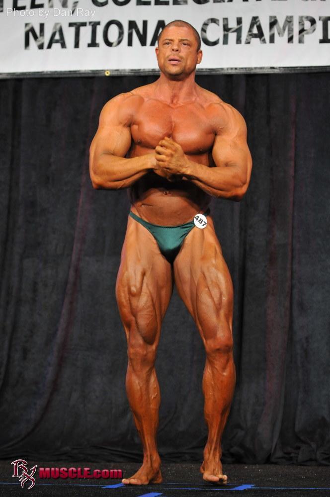 James   Juge - NPC Masters Nationals 2011 - #1