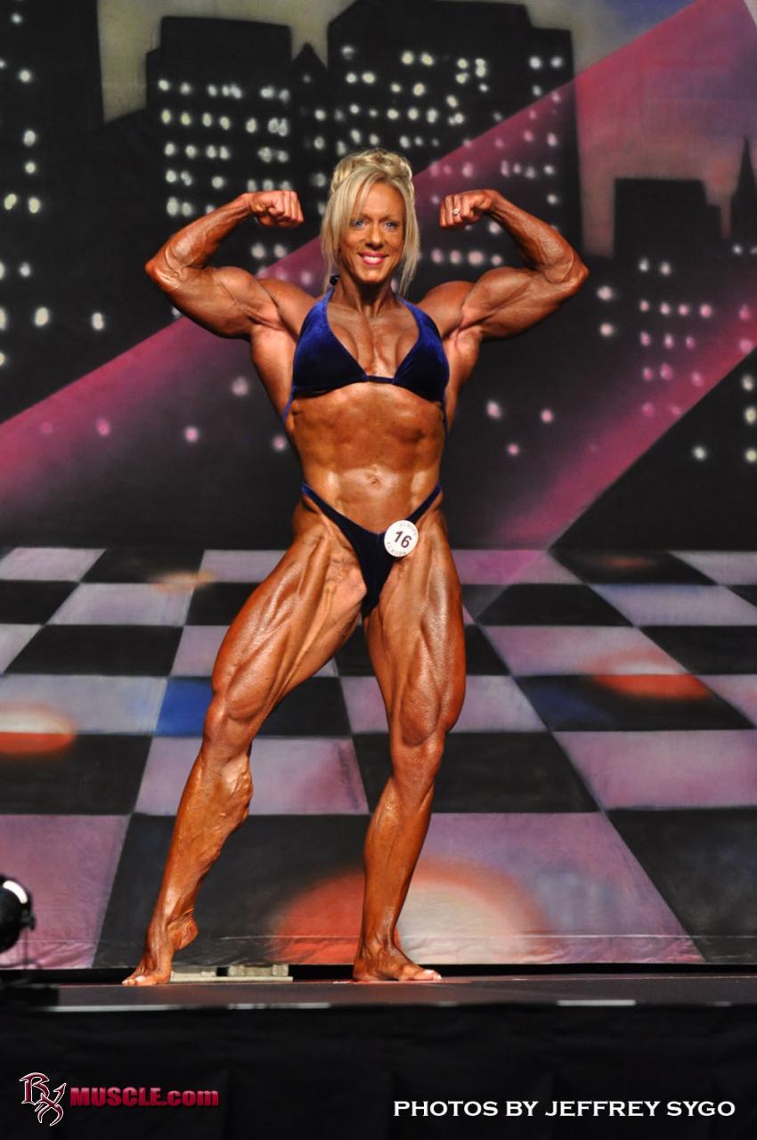Lora Ottenad   IFBB Europa Battle Of Champions 2011    1. Rx Muscle Contest Gallery