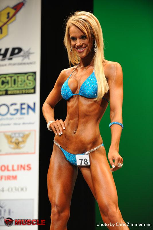 Tawna Eubanks - IFBB New York Pro 2012 - #1