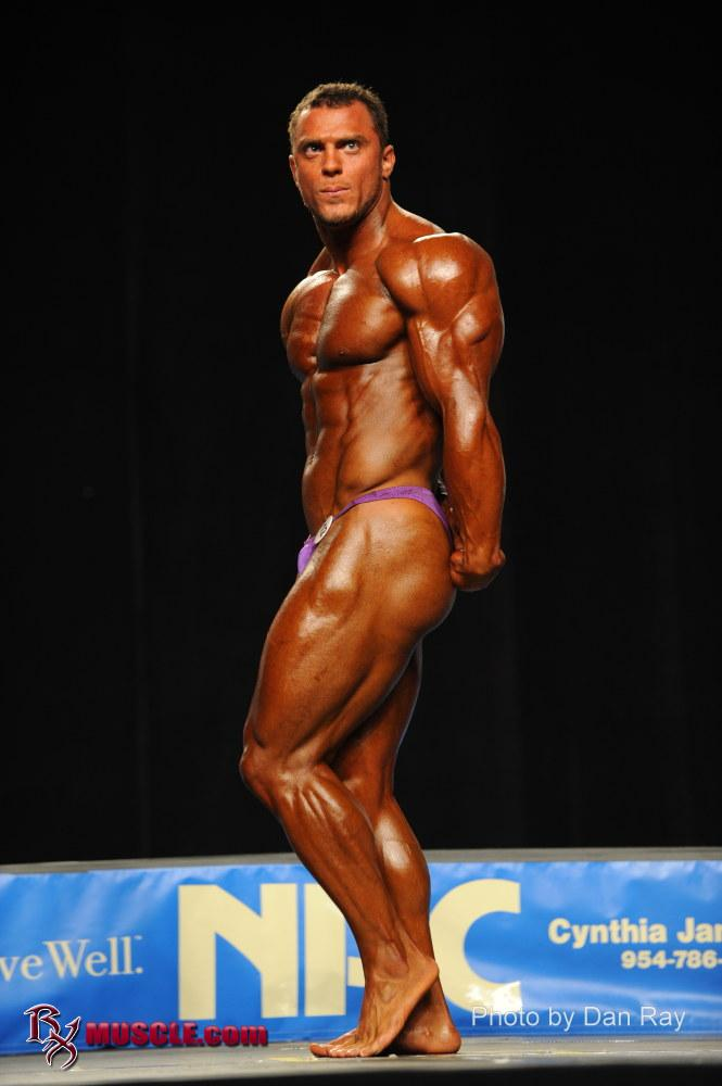 Matt   Leake - NPC Nationals 2010 - #1