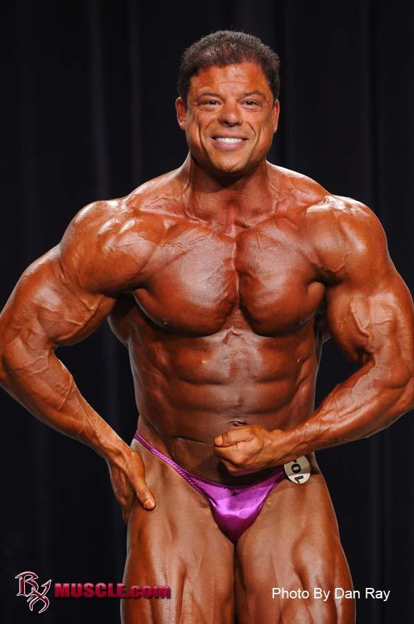 James   Juge - IFBB North American Championships 2009 - #1