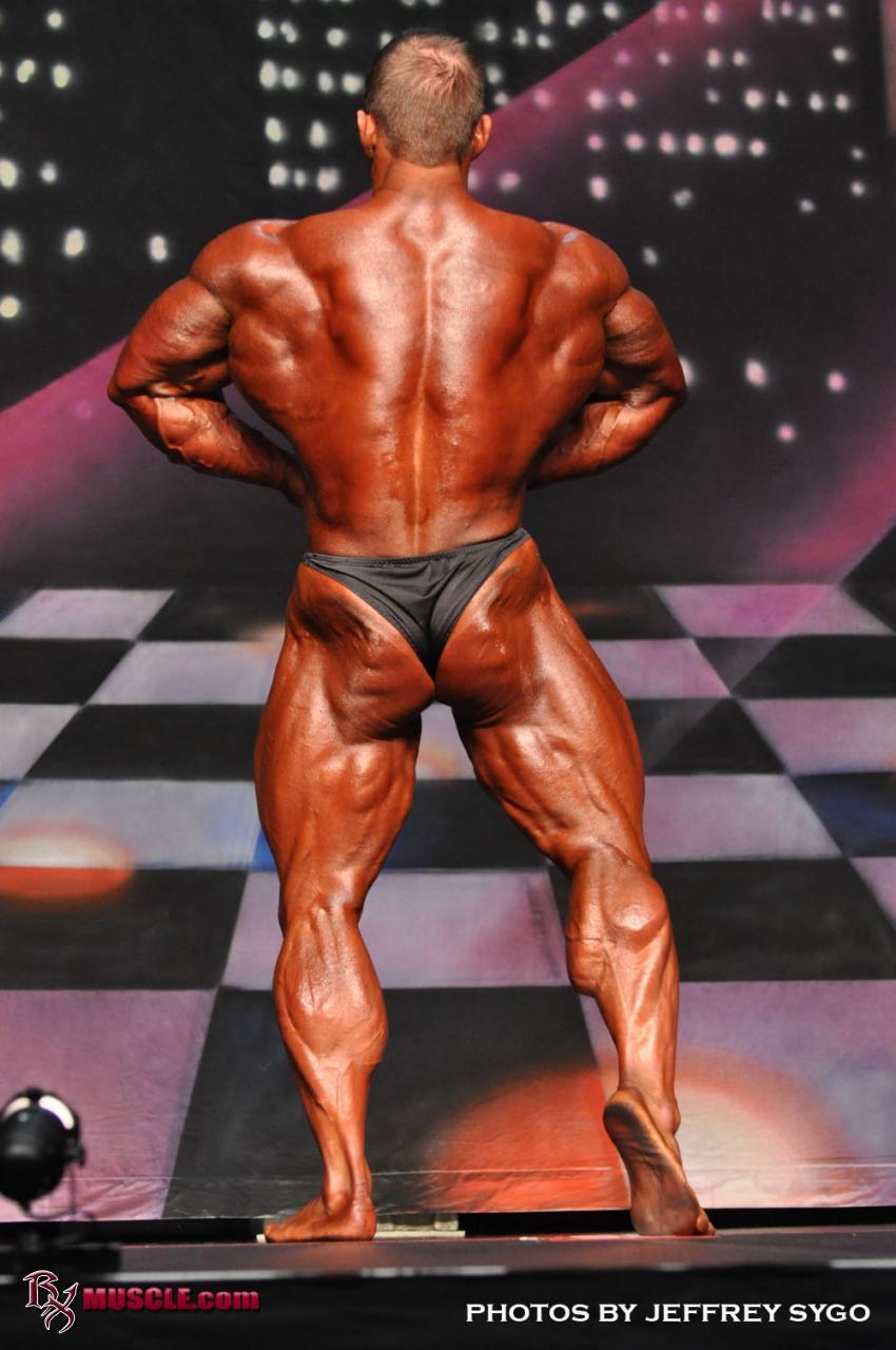 Jeff  Long - IFBB Europa Battle Of Champions 2011 - #1