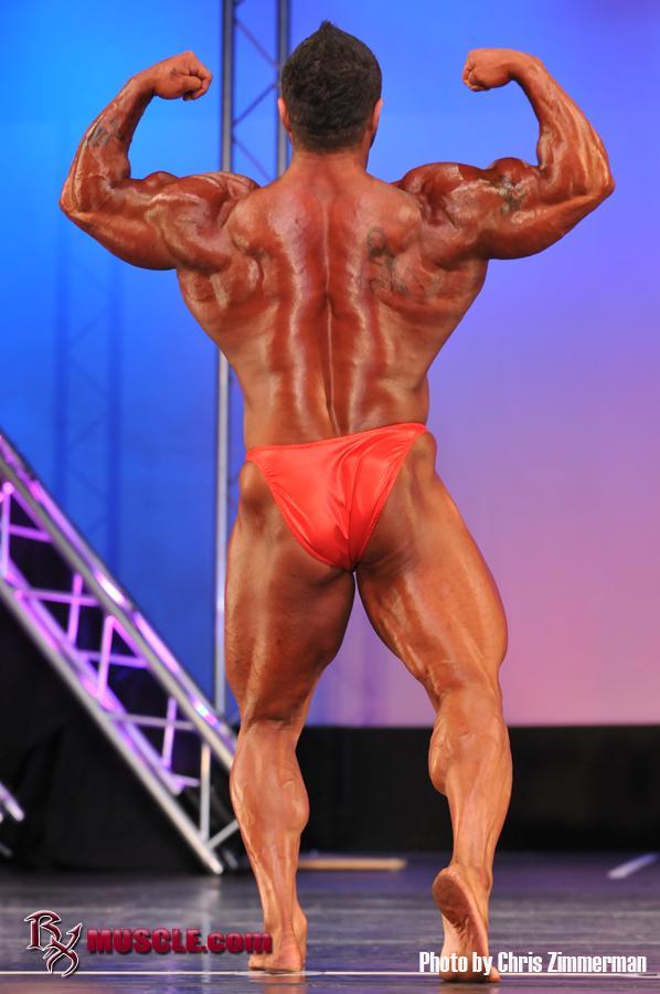 Pierre   Chamoun - IFBB Jacksonville Pro 2010 - #1