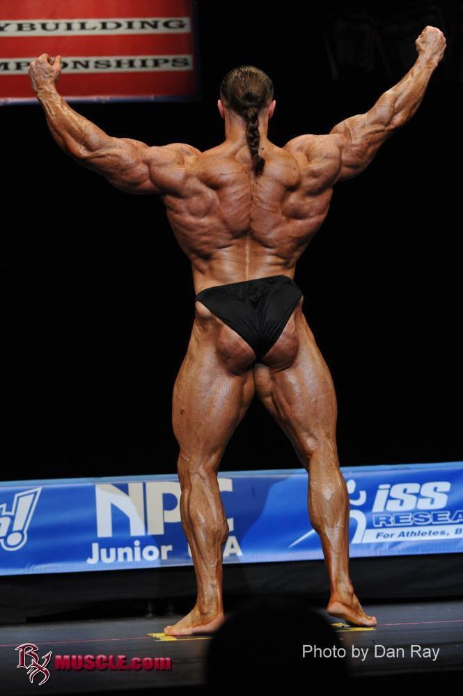 Audrius  Jegelevicius - NPC Jr. USA 2011 - #1