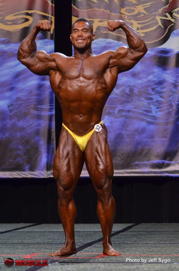Benjamin   Parra Nunoz - IFBB Wings of Strength Chicago Pro 2013 - #1