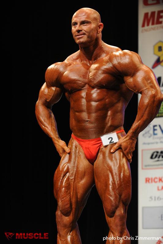 Tomas  Bures - IFBB New York Pro 2012 - #1