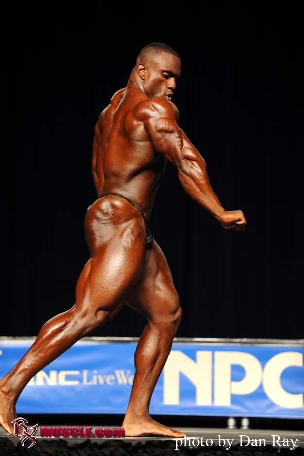 Zinjun  Croon - NPC Nationals 2009 - #1