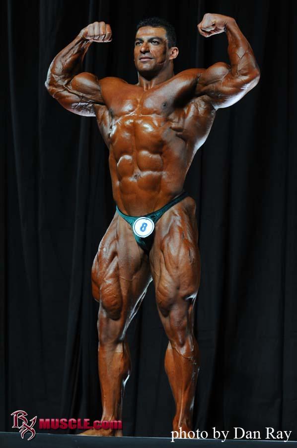 Tarek  Elsetouhi - IFBB Arnold Classic 2010 - #1