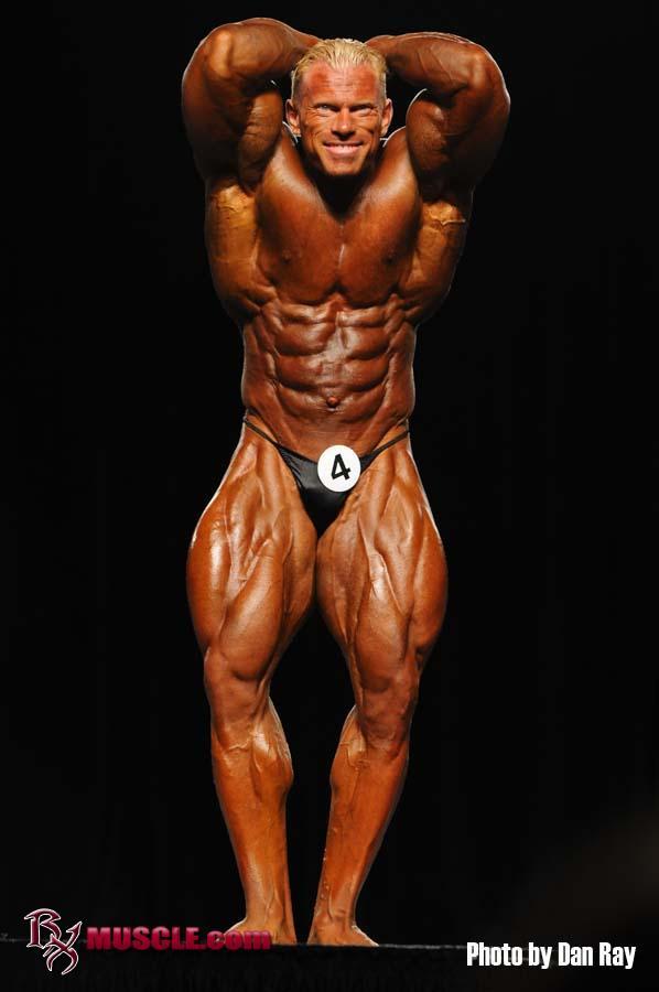 Dennis   Wolf - IFBB Olympia 2010 - #1