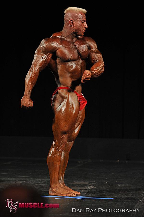 Edward  Duque - IFBB Sacramento Pro  2010 - #1