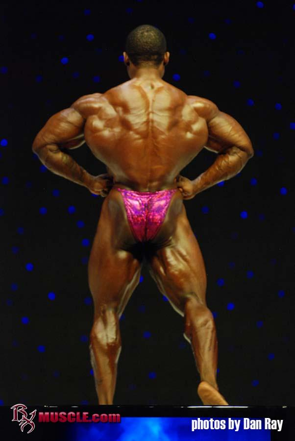 Melvin   Anthony - IFBB Olympia 2009 - #1