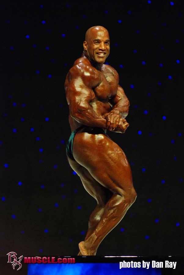 Darrem  Charles - IFBB Olympia 2009 - #1