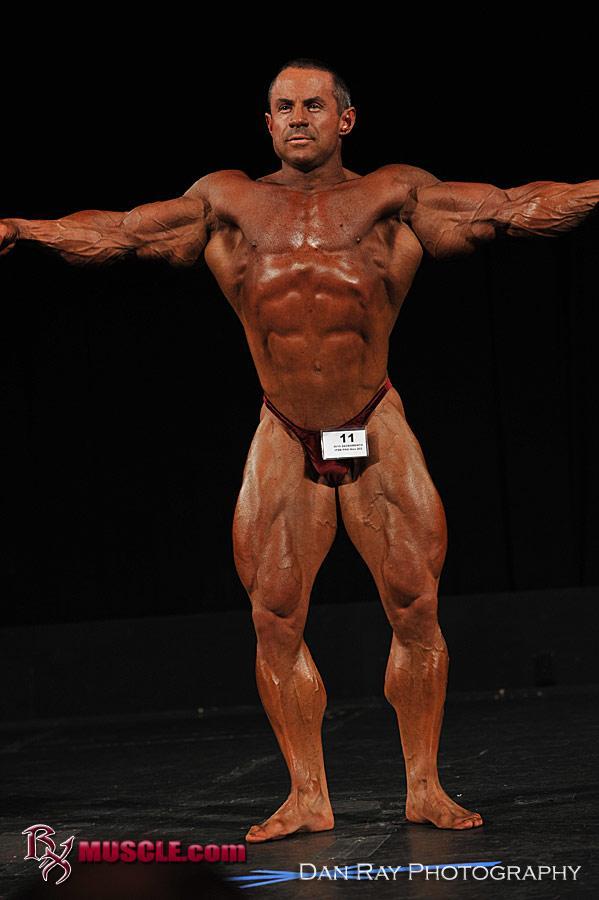 James    Llewellin - IFBB Sacramento Pro  2010 - #1