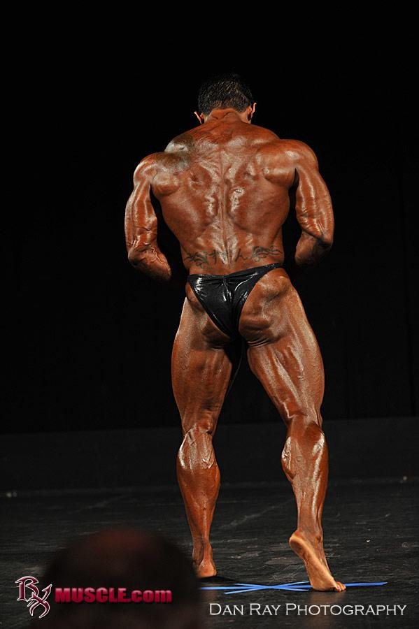 Stan  McQuay - IFBB Sacramento Pro  2010 - #1