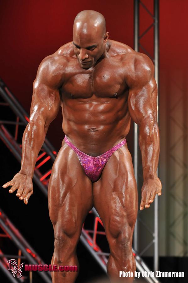 Darrem  Charles - NPC Dexter Jackson Classic 2010 - #1