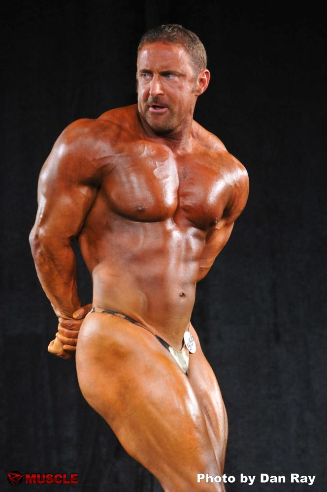 Mike  Allen - IFBB North American Championships 2012 - #1