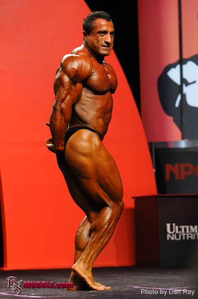 Pierre   Chamoun - IFBB Olympia 2011 - #1